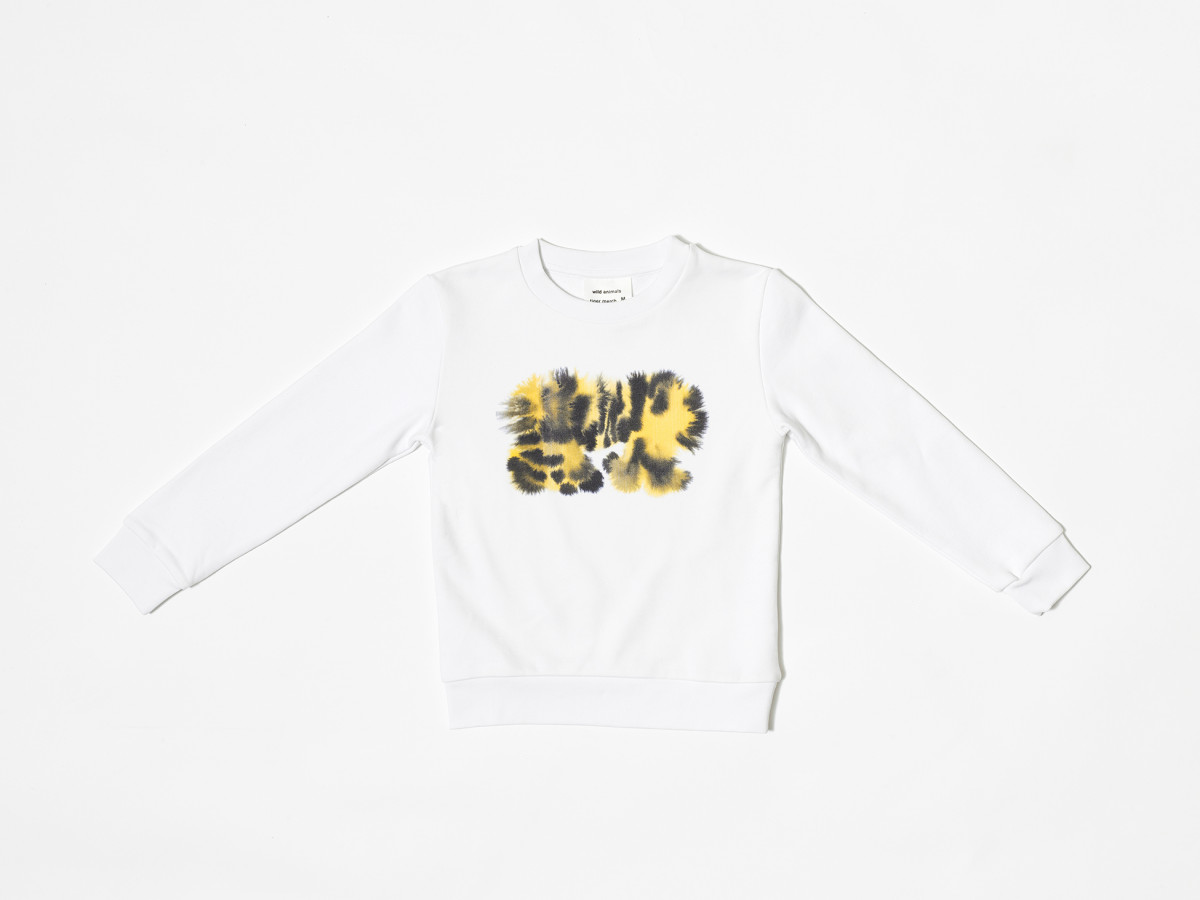 Children's crewneck sweatshirt